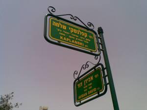 קפלנסקי שלמה, אבידן דוד