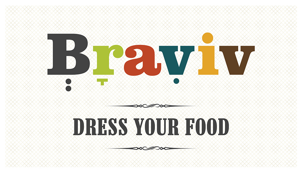 Braviv. שווא ב־B, קמץ ב־r, חיריק ב־v